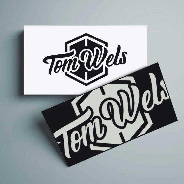 Djangonaut - Handlettering - Logotype - Branding - Tom Wels - Fashion Brand