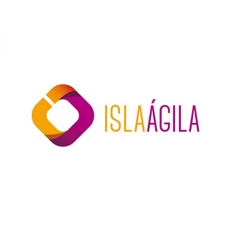 Djangonaut - Graphic Design - Branding - Logodesign - Isla Agila Logo - White Background