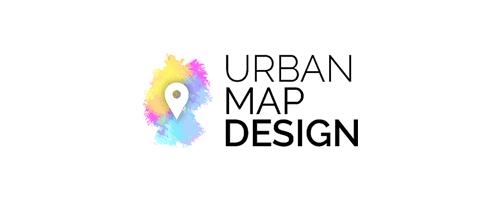 Urban-Map-Design-Logo